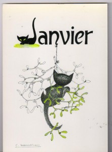 janvier chat