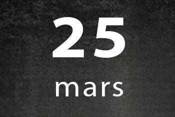 25mars