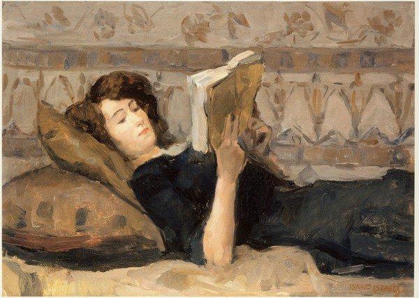 Isaac Israëls (1865-1934). Image : http://oneyearonepaintingaday.blogspot.fr