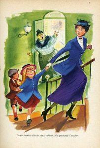 dessin de Jean Reschofksy pour l'édition française